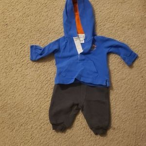 Ralph Lauren sweatsuit for baby